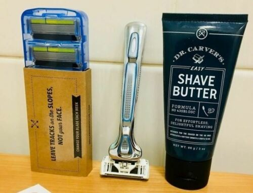 Dollar Shave Club - The Classic Shave Starter Set
