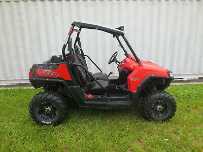 2014 Polaris RZR 570 EFI Side-by-Side, 233 Hours, Indy Red, Great Condition!