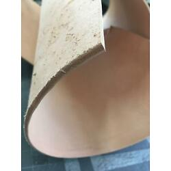 Veg-Tanned Cowhide Tooling Leather for Molding Holster Armor 10/11 Oz (4MM)