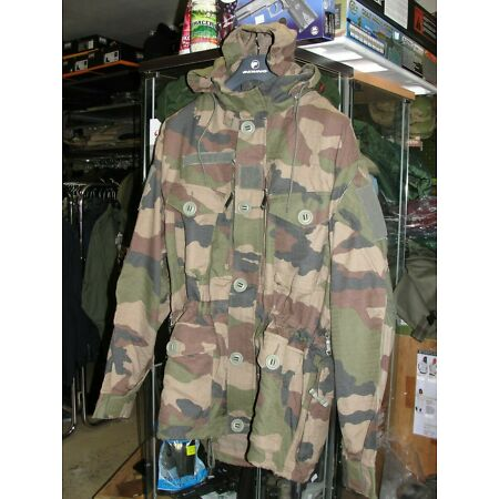 img-Jacket de Combat Feline T3 Summer Sagem DS T.104 / 112M French Army New Camo C/