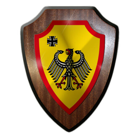 img-Coat of Arms Bmvg Federal Eagle Honour Crest Memory Commemorative Germany #31503