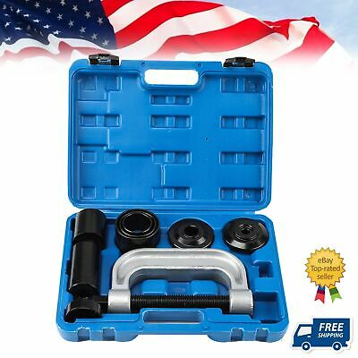 4-in-1 Ball Joint Service Tool Set with 4-wheel Drive Adapters for Ford Vehicles
