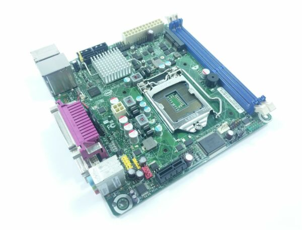 Intel DH61DL LGA1155 DDR3 Mini-ITX Motherboard no BP