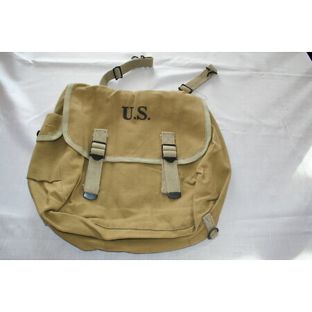 img-WW2 US AMERICAN M36 MUSETTE BAG WW2 REPO