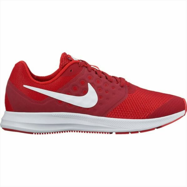 SCARPETTE NIKE BOY DOWNSHIFTER 7 RED/WHITE/RED