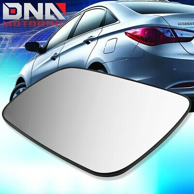 FOR 2008-2014 MITSUBISHI LANCER FACTORY STYLE MIRROR GLASS LENS HEATED LEFT LH
