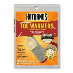40 PAIRS OF HOTHANDS TOE WARMER WITH ADHESIVE UP TO 8 HOURS OF HEAT PER PAIR!