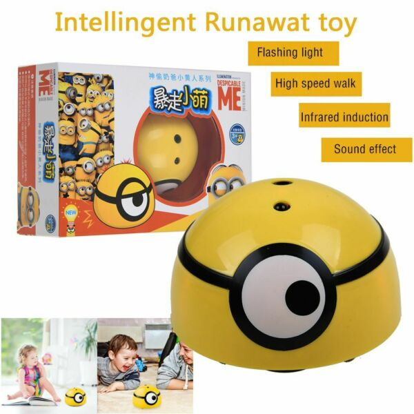INTELLIGENT ESCAPING TOY For Kids&Pets Intelligent Runaway Toy Best Xmas Gift FR