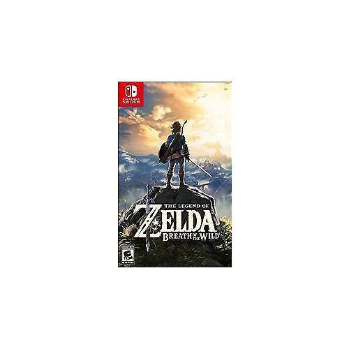 The Legend of Zelda: Breath of the Wild - Nintendo Switch -(*NEW*FAST*SHIPPING)