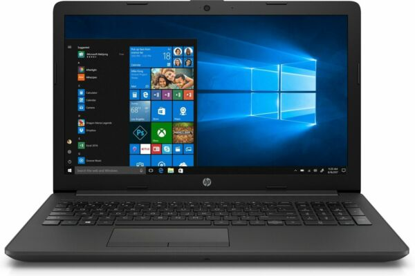 NOTEBOOK HP 255 G7 7DB74EA A4 9125 2.3GHZ 4GB RAM 256GB SSD DVDRW FREEDOS NERO