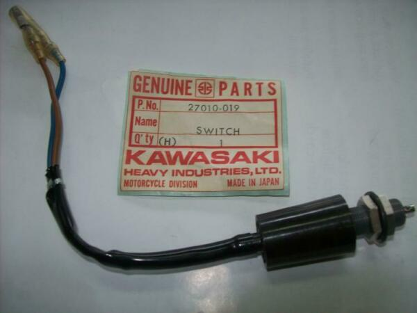 INTERRUTTORE SWITCH STOP FRENO POSTERIORE KAWASAKI