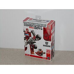 Kyпить TRANSFORMERS SCOUT CLASS CONSTRUCT-BOTS: IRONHIDE - RETIRED - NEW IN SEALED BOX на еВаy.соm