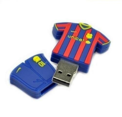 Pennetta USB 16 Gb CHIAVETTA MESSI 10 IDEA REGALO )(