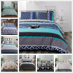 Kyпить 3 Piece Printed Duvet Cover Set Quilt Bed Cover Bedding Set Queen/King на еВаy.соm