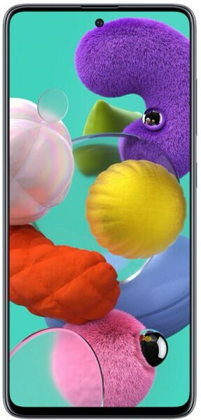 Samsung Galaxy A51 4+128GB Dual Sim Prism Crush Black SM-A515F 6.5