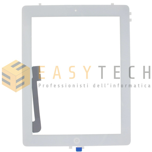 TOUCH SCREEN Per Apple iPad 4 A1458 A1459 A1460 WiFi 3G VETRO Tablet Bianco GLS!