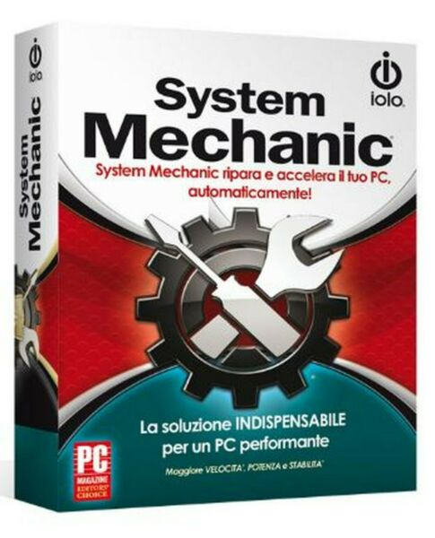AVANQUEST SYSTEM MECHANIC 18 nuovo.
