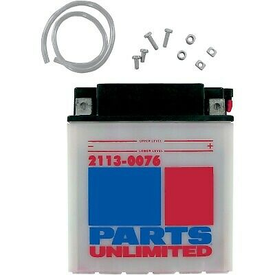 Parts Unlimited - CB30CL-B - 12V Heavy Duty Battery Sea Doo GTI 1500 130 HP,RXT