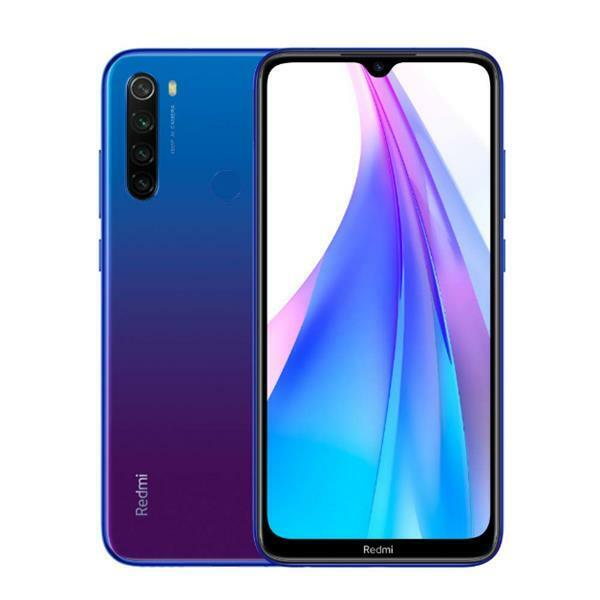 XIAOMI REDMI NOTE 8T DUAL SIM 64GB ROM 4 GB RAM STARSCAPE BLUE Display 6.3