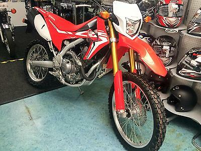 HONDA CRF250LA 2020 ABS LOW RATE FINANCE FROM HONDA SAVE £???????