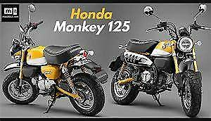 HONDA MONKEY 125 THE 2020 MODEL YES ITS HERE £3699 CALL NOW 01626352527
