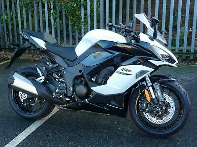 Kawasaki Ninja 1000SX 2020 Model White Available Now