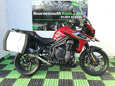 2019 Triumph Tiger 1200 XRT *Top Spec* / 1 Owner / 633 Miles / Immaculate!!!