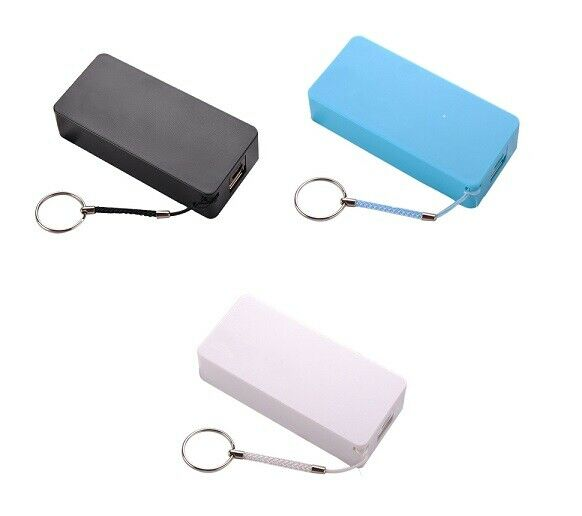 Power Bank Indicatori Led Carica, Smartphone, Tablet, Iphone, Android 4000 mAh