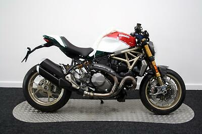 2019 Ducati Monster 1200 S 25th Anniversario Fresh From The Crate | £398 pcm
