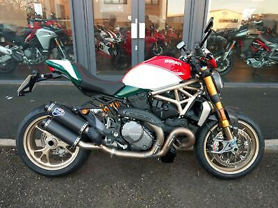2018 Ducati Monster 1200 S 25th Anniversario 230 Miles Full Termi | £403 pcm