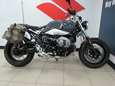 2017 BMW R NINET PURE...In Mint Condition...A credit to its previous owner.