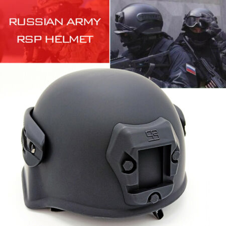 img-FREE SHIPPING EVI Replica Russian Army RSP Helmet Fsb Kiver Voin Rsp-S Cosplay