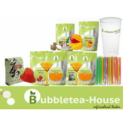Kyпить Bubble Tea Set PREMIUM, Bubbletea set, Popping Boba, Bobas, Bubble Tea Perlen на еВаy.соm