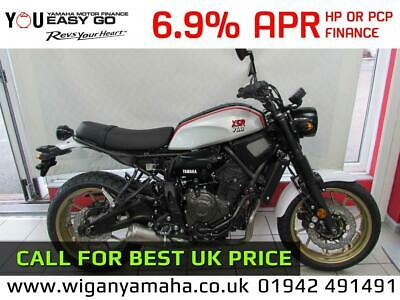 YAMAHA XSR700 Xtribute 2020 MODEL TRIBUTE TO THE XT500 RETRO IN STOCK NOW...