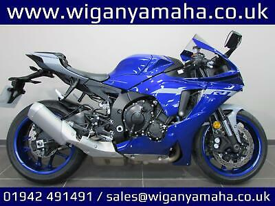 YAMAHA YZF-R1 2020 MODEL, 69 REG ONLY 11 MILES, REVISED UPDATED MODEL FOR 202...