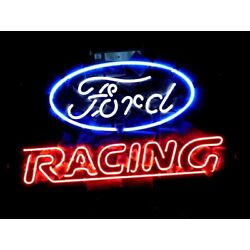 Kyпить Ford Garage Open Car Dealer Neon Light Sign 24