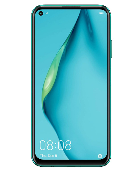 HUAWEI P40 LITE CRUSH GREEN 128 GB ROM 6 GB RAM DUAL SIM DISPLAY 6,4