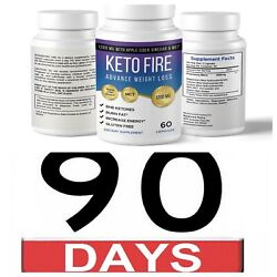 Kyпить Best BHB Keto Diet Pills 1200mg  Burn Fat- Advanced Ketosis & Weight Loss 90 Day на еВаy.соm