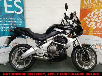 2007 57 KAWASAKI KLE 650 A7F VERSYS JUST 9562 MILES FROM NEW