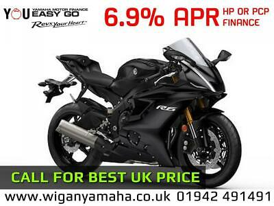 YAMAHA R6 2019 YZF-R6 600cc SUPERSPORTS ABS, Traction, Quickshifter, D-Modes