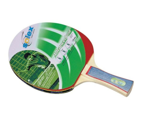 AllemagneSolex L.A.Sports Raquette Tennis de Table Advanced Bois  Tennis de Table