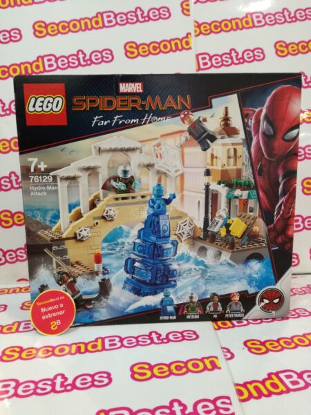 EspagneLEGO Spiderman Far D'Un Home 76129 Neuf