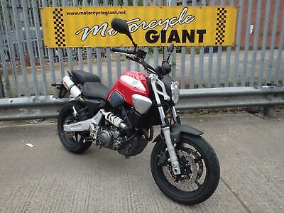 Yamaha MT 03 660  2012 ONLY 2K miles GPR Race Cans FSH   Lovely condition
