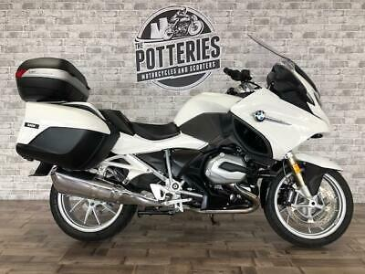 BMW R1200RT LE 2017 *Pick of the bunch with Sat Nave and FULL luggage*