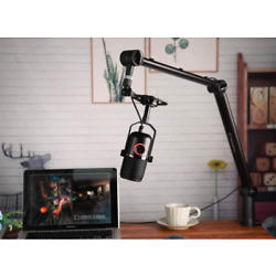 Kyпить THRONMAX Zoom Adjustable Microphone Boom Arm Stand 360-degree Rotating Mic на еВаy.соm