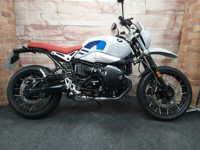 BMW R NINE T URBAN GS 2018 LOW MILEAGE IMMACULATE CONDITION