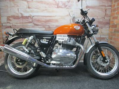 ROYAL ENFIELD INTERCEPTOR 650 TWIN NEW FOR 2020