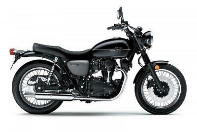 2020 (69)  Kawasaki W800 Street delivery miles only pre-registered classic