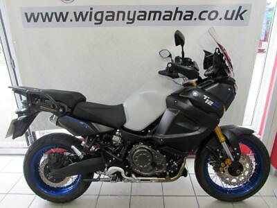 YAMAHA XT1200ZE, 2019 68 REG 385 MILES, ELECTRONIC SUSPENSION MODEL...