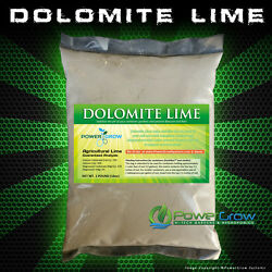 DOLOMITE Lime - Garden Lime Adds Calcium and Magnesium to Soil (1 to 20 pounds)